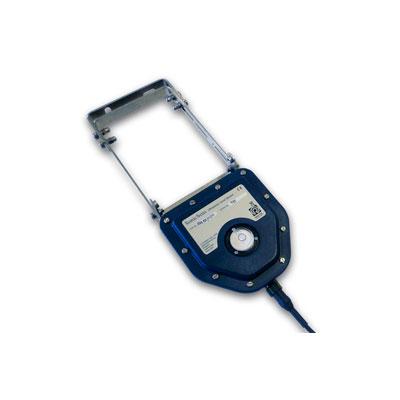 Medidor de nível ultrasónico para redes de saneamento