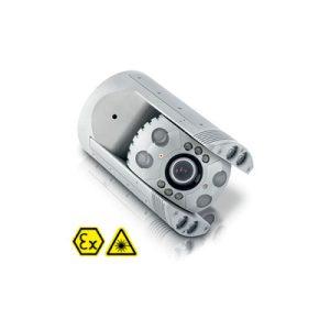 Argus 5 câmara CCTV para inspeção tv de tubagens hidromelhoras
