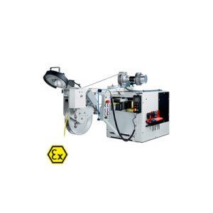KW 305/310 Tambores de cabo automáticos hidromelhoras