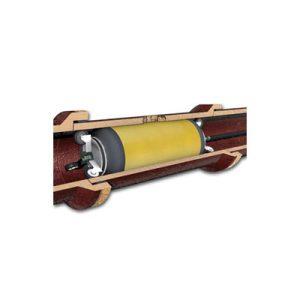 Mangas (packers) Reabilitação de tubagens com mangas hidromelhoras