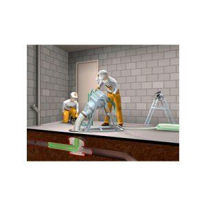 Maxliner® reparação de ramais domésticos hidromelhoras
