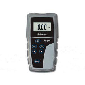 Micro 600 Condutividade medidor de condutividade hidromelhoras