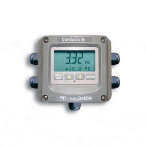 Q46C4 medição de condutividade Hidromelhoras