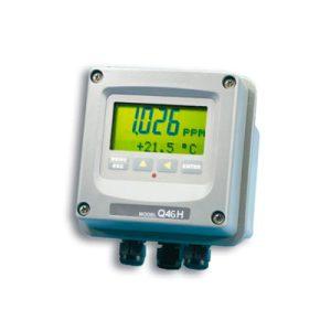 Q46H/62-63 Analisador de cloro residual Hidromelhoras