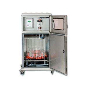 SP5 A tomamostras refrigerado Hidromelhoras