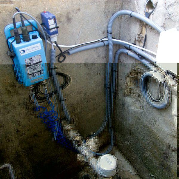 Multilog® 2 registador de dados multifunção hidromelhoras instalacion